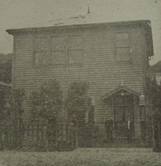 室蘭市要欄1923年(大正12年)撮影